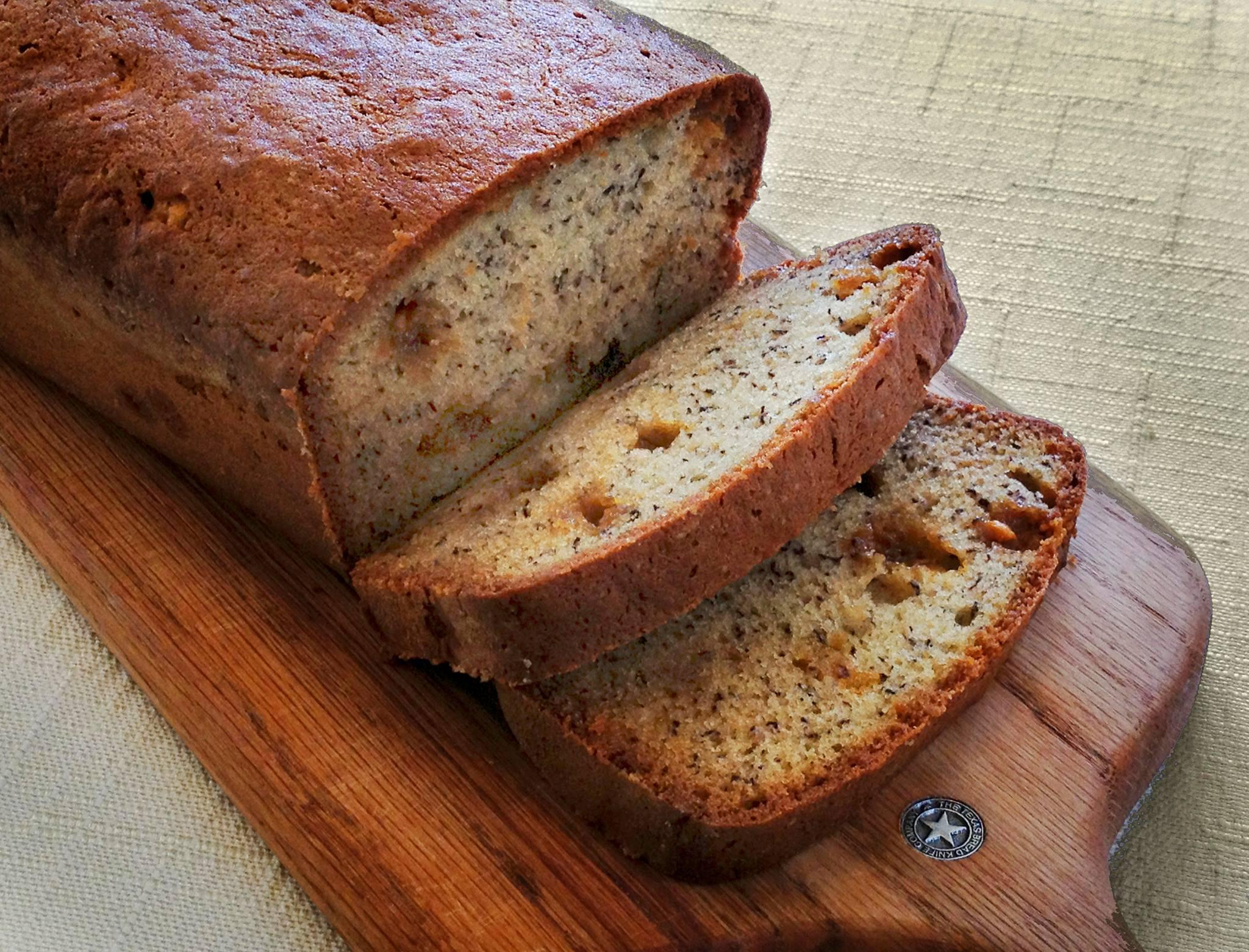 BANANA-SCOTCH BREAD